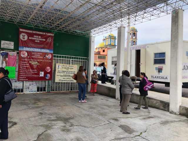 Ofrecerán Servicios de Prevención de Cáncer en IMM de Tlaxcala