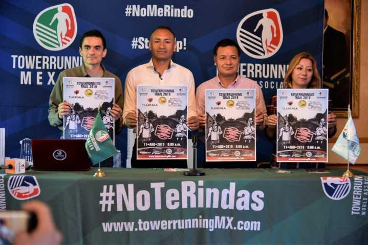 Anuncian la V edición de la carrera Towerrunning en la capital
