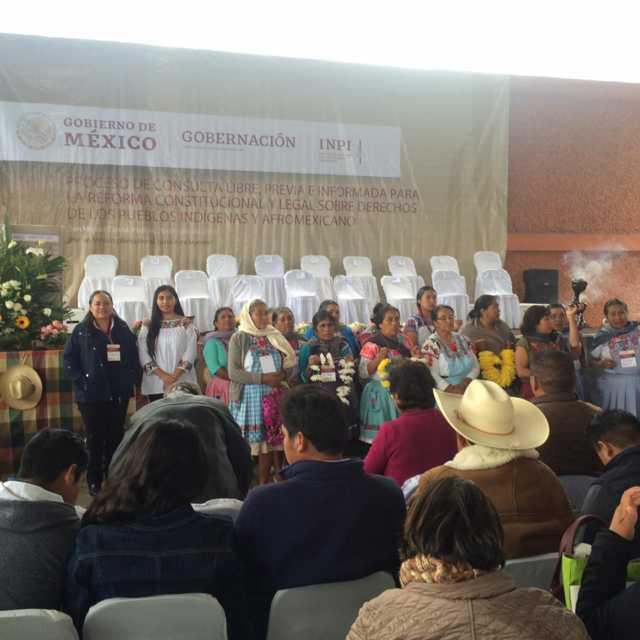 Participa CEDH en consulta sobre derechos de pueblos indígenas y afromexicanos