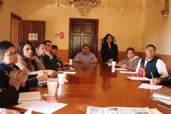 Primera sesión para fortalecer la transversalidad de género en Apetatitlán