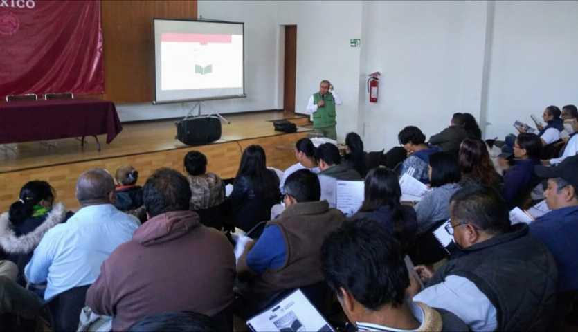 """Inicia Delegación de Bienestar  capacitación del programa """"La Escuela es Nuestra"""""""