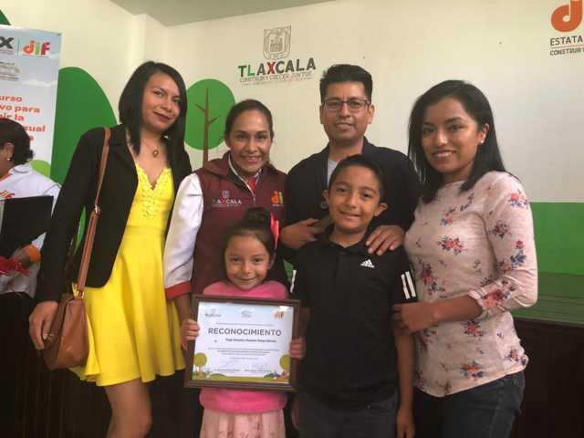 Niños de SPM ganan el 2do lugar en concurso interactivo de prevención sexual