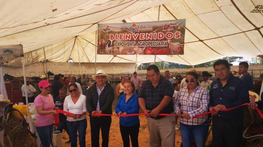 La Feria de Tetla 2019 finalizo con la asistencia de más de 50 mil visitantes: alcalde