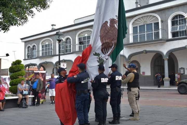 Alcalde encabezo celebración del CXXXI aniversario del General Domingo Arenas