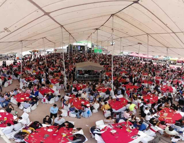 La Feria Nacional del Sarape 2019 concluyó con saldo blanco