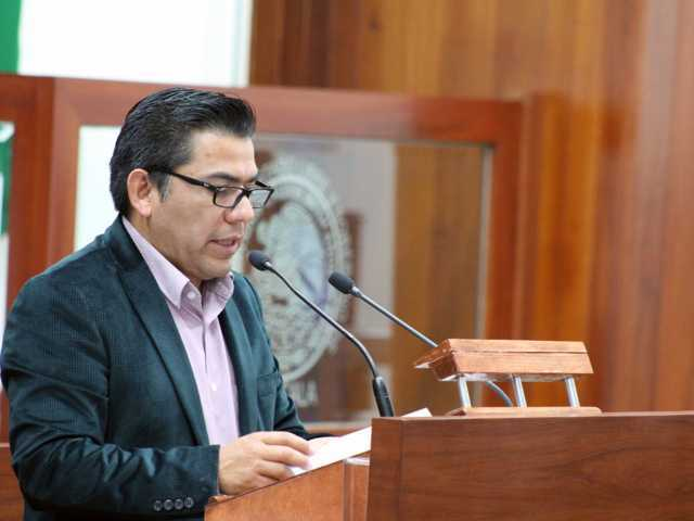 Concluye Garrido satisfactoriamente segundo periodo legislativo