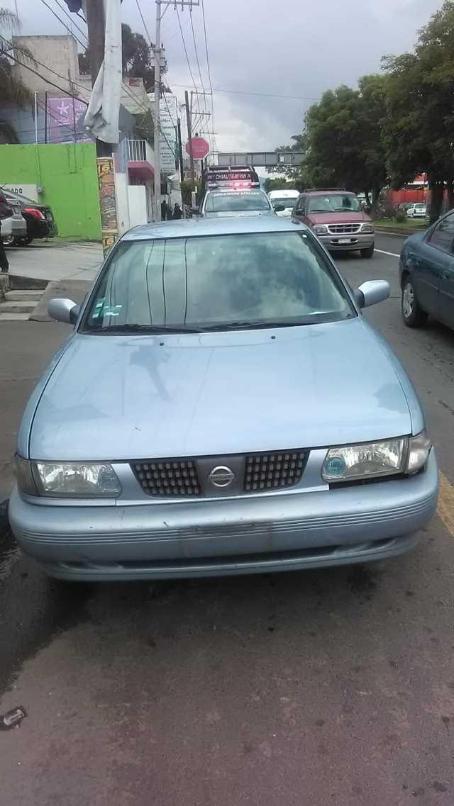 Policía Municipal recupera auto con reporte de robo