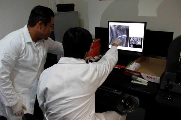 Investiga PGJE robo en tienda departamental en Zacatelco