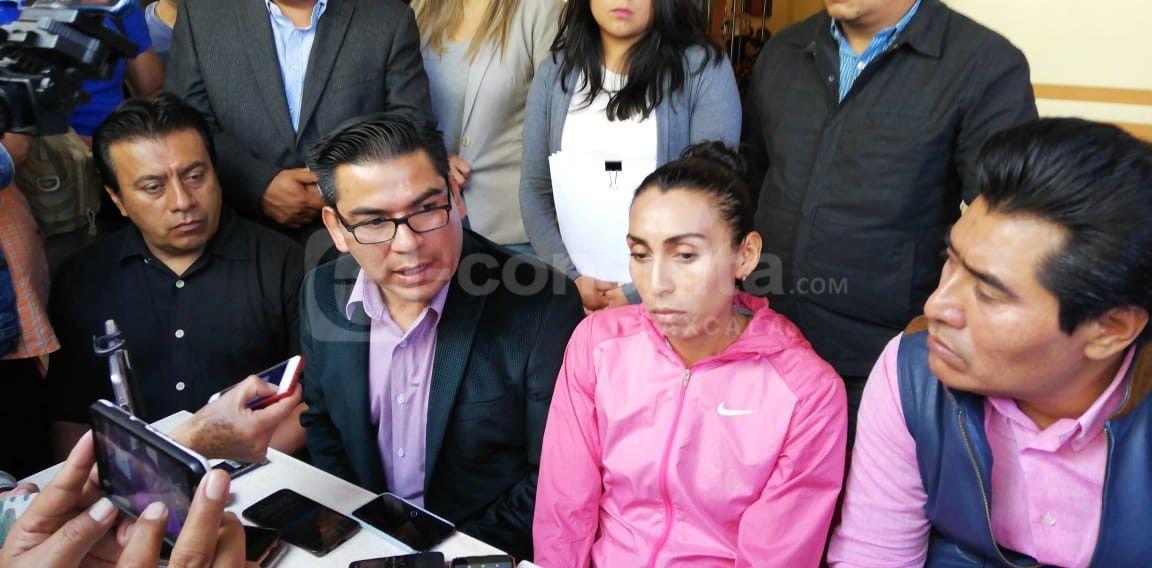 Garrido pide que lo protejan para que realice sus asambleas