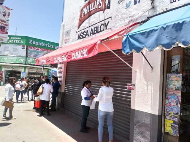 Ayuntamiento continua con su programa de regularizar negocios