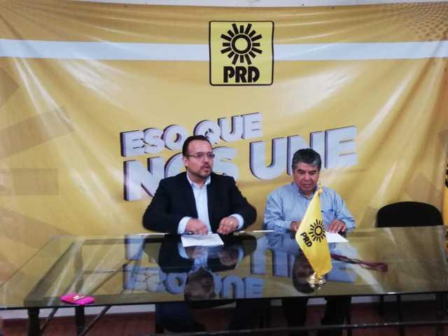 PRD pide evitar la corrupción durante la dictaminación de cuentas públicas