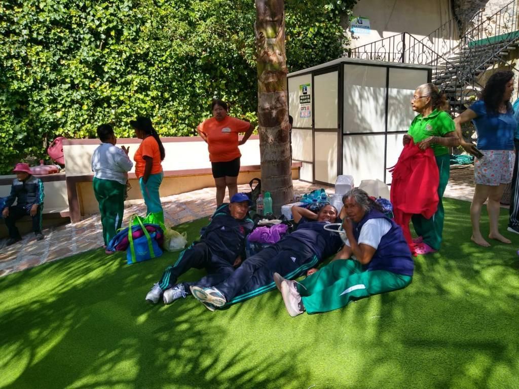El DIF municipal festeja a los abuelitos con un viaje a Chignahuapan