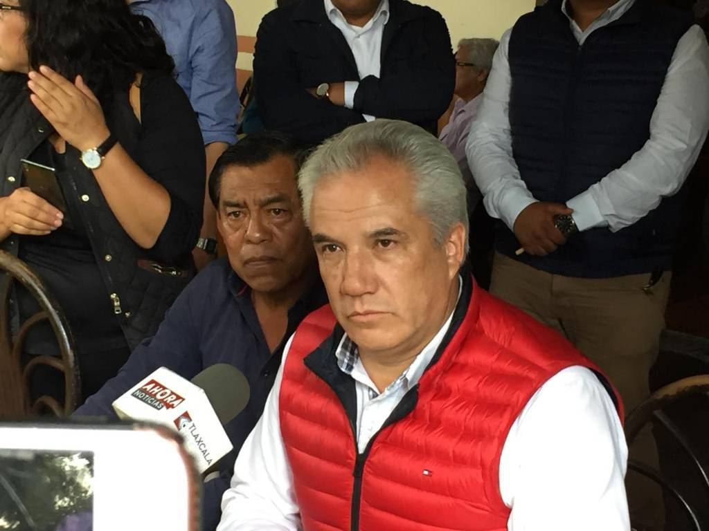 Buscará Noé Rodríguez dirigencia estatal del PRI