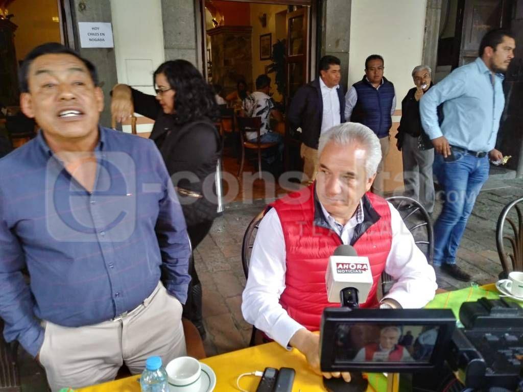 Siempre si, Noé va por la dirigencia del PRI en Tlaxcala
