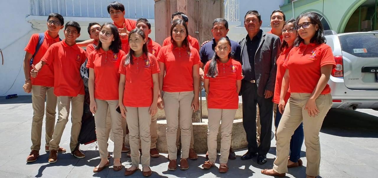 Tlaltelulco fue sede del octavo evento Cultural de Coros