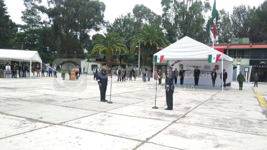 Nuevo Comandante Militar, no tiene idea de los problemas de Tlaxcala