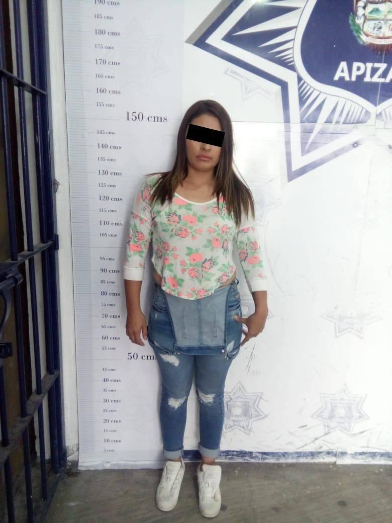 Detiene Policía de Apizaco a tres personas por portación de arma de fuego