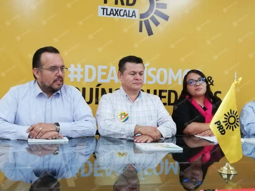 PRD considera urgente la aprobación del matrimonio igualitario en Tlaxcala