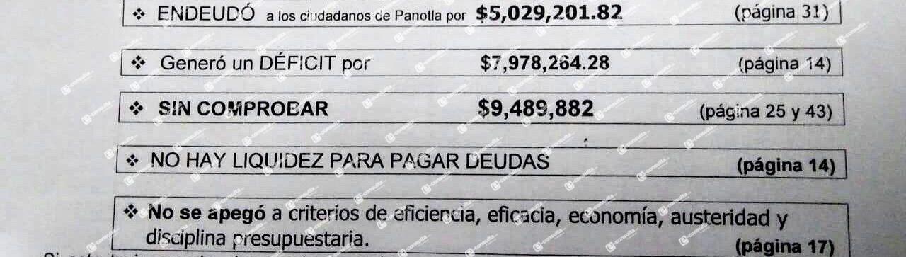 Como mago el alcalde cachondo desapareció 22.5 millones de pesos