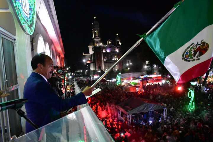 Con Saldo blanco, Zacatelco festeja el día de la Independencia