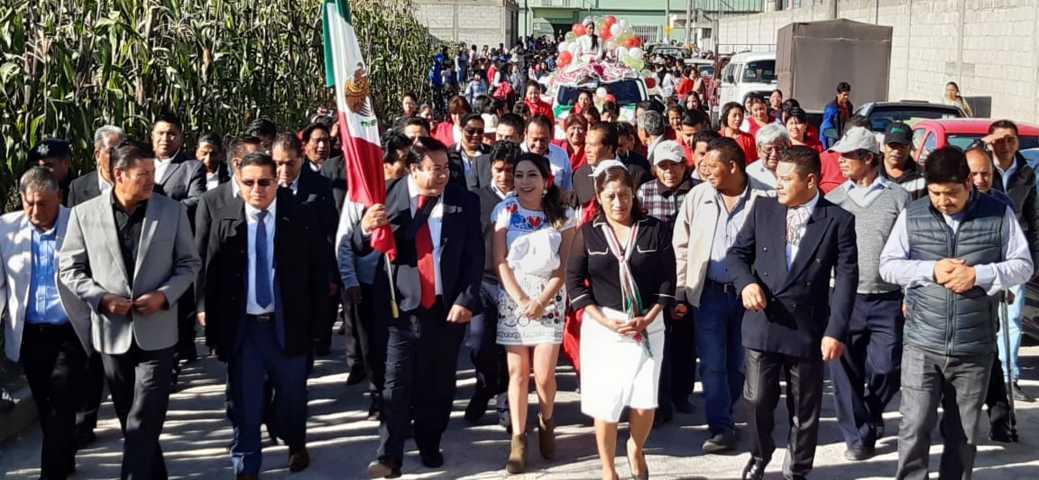 El desfile del 209 aniversario de la independencia fue todo un éxito: alcalde