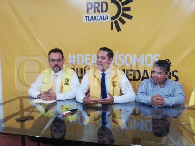 PRD analiza perfiles para el 2021, entre ellos Anabell Ávalos