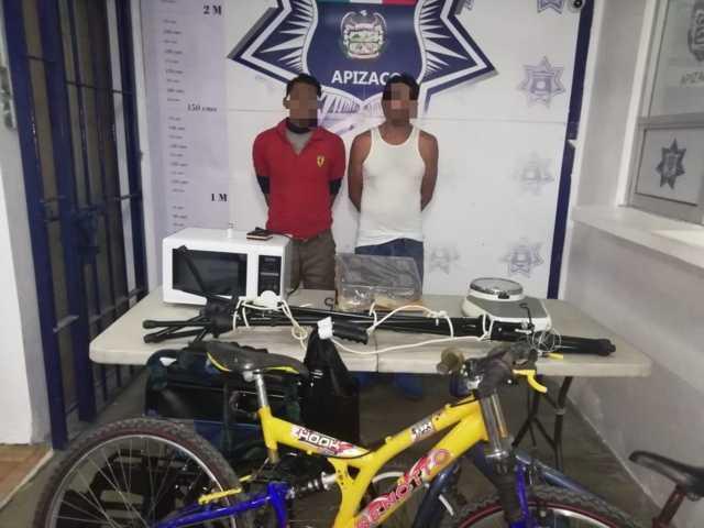Apizaquenses denuncian para combatir la delincuencia