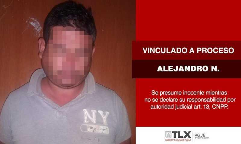 Ejercita PGJE acción penal en contra de imputado por secuestro en Acuamanala
