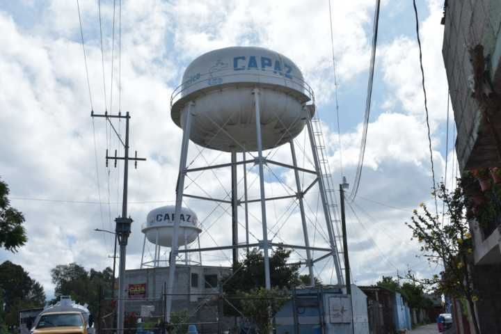 Ayuntamiento anuncia reparación del pozo elevado de Barranca Seca