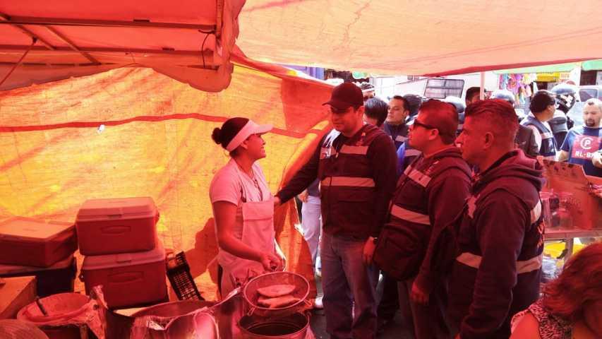 Operativo de ambulantaje en Apizaco, política de orden no extractiva: Edil