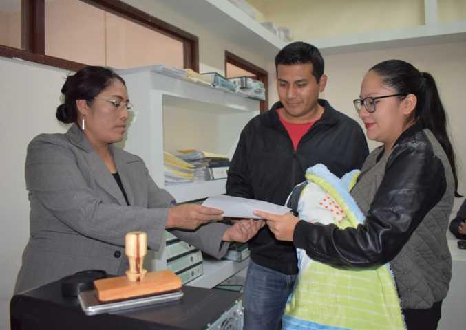Ayuntamiento inicio campaña de registro extemporánea de recién nacidos sin costo