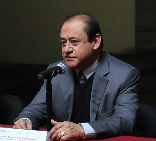 Es Garante de la Legalidad y Los Derechos Humanos el Poder Judicial: Mario Jiménez