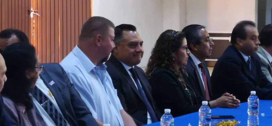 Alcalde inauguro la Expociencias Tlaxcala 2019 en el CBTIS 212