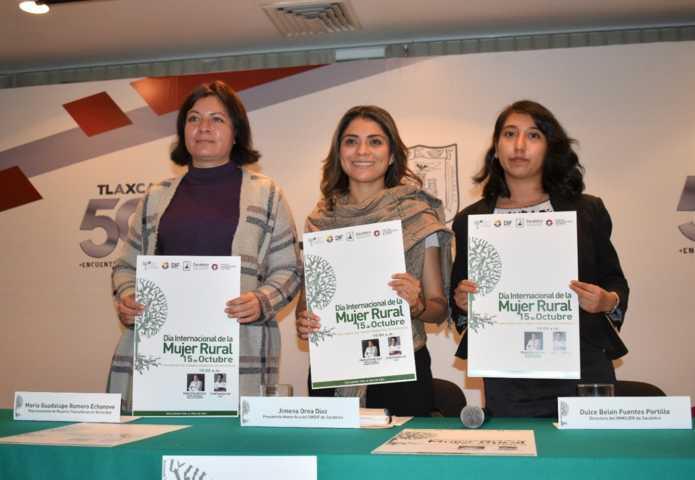 El trabajo de las mujeres rurales, contribuyen al desarrollo del municipio: JOD