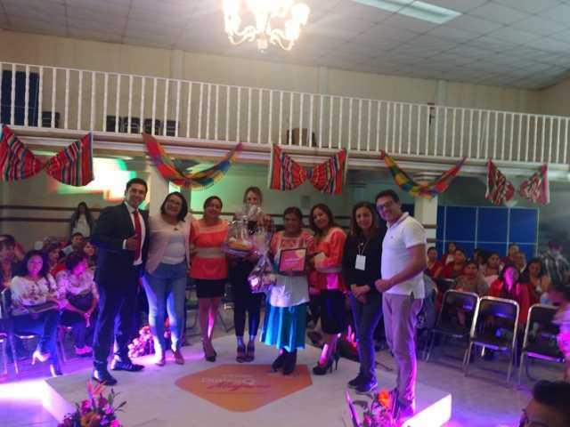 Un éxito el encuentro de mujeres con Honorina y Karen Báez