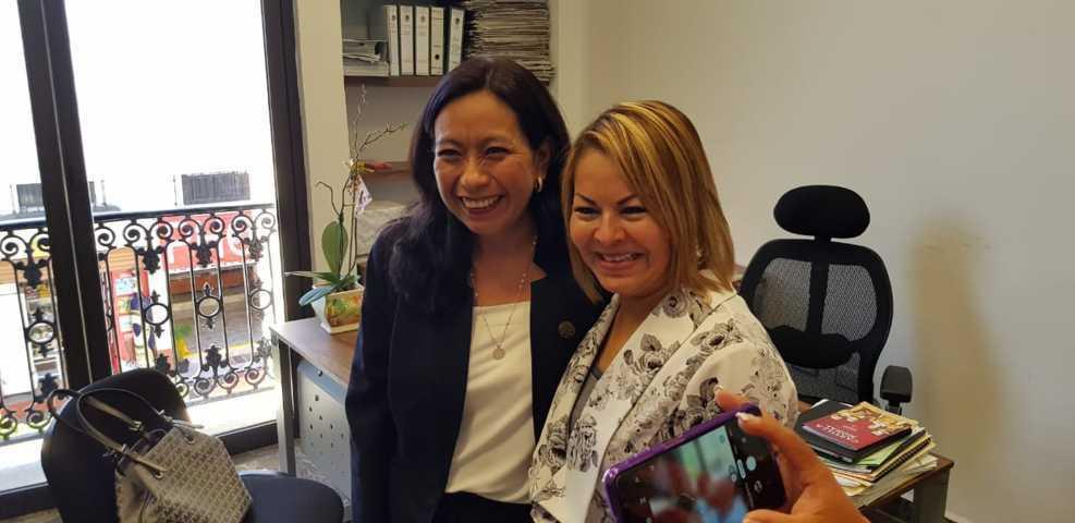 Claridad en finanzas de Tlaxcala evitará especulaciones: Minerva Hernández