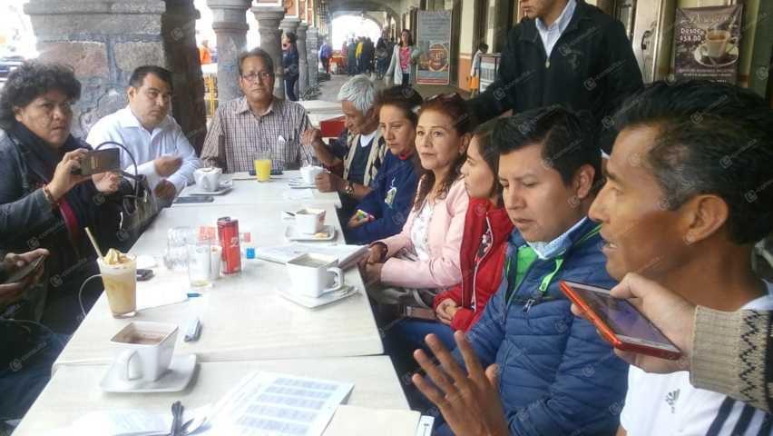 Incrementan presuntos despojos de terrenos en Totolac