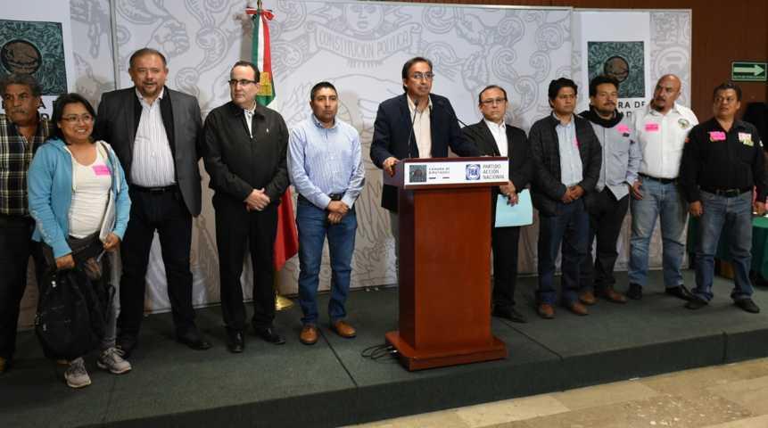 Presupuesto para campo terminará por desmantelarlo: Carlos Carreón