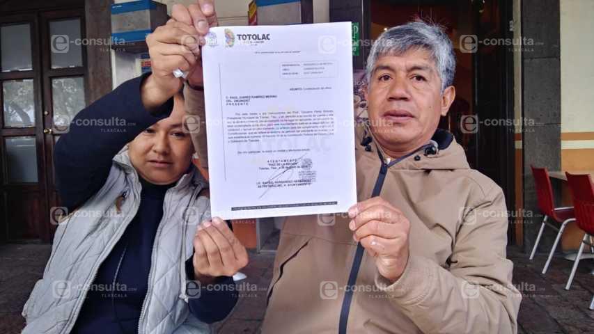 Totolac no ha recibido recursos del INAH para reparar templos, aclaran