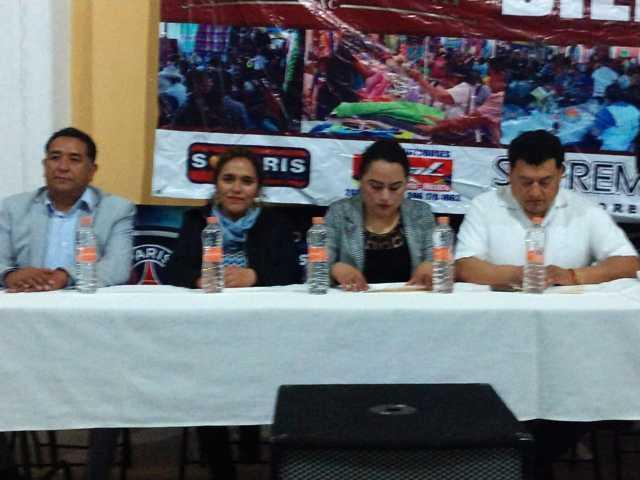 Signan convenio AC Tianguis Textil La Guadalupana, con Sistema Estatal Anticirrupción