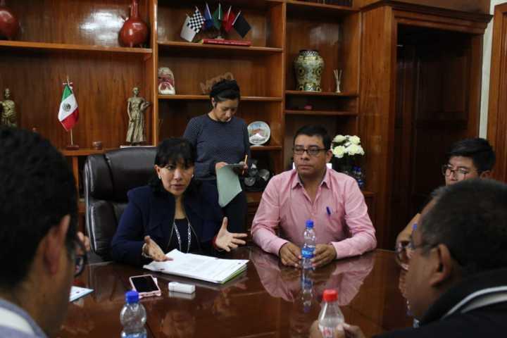 Trabajarán UPTx y Ayuntamiento de Tlaxcala en acondicionamiento de Boeing 727