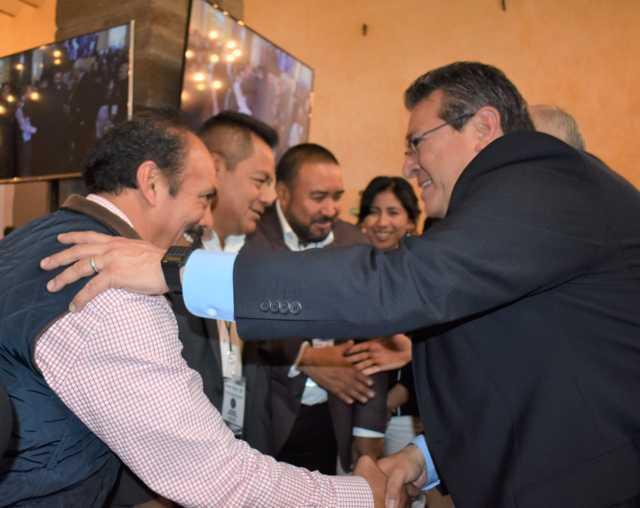 Ayuntamiento de Zacatelco estuvo presente en la 4ta sesión de seguridad municipal