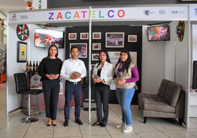 Con este pabellón en la Feria Tlaxcala 2019 damos a conocer nuestra historia: TOA