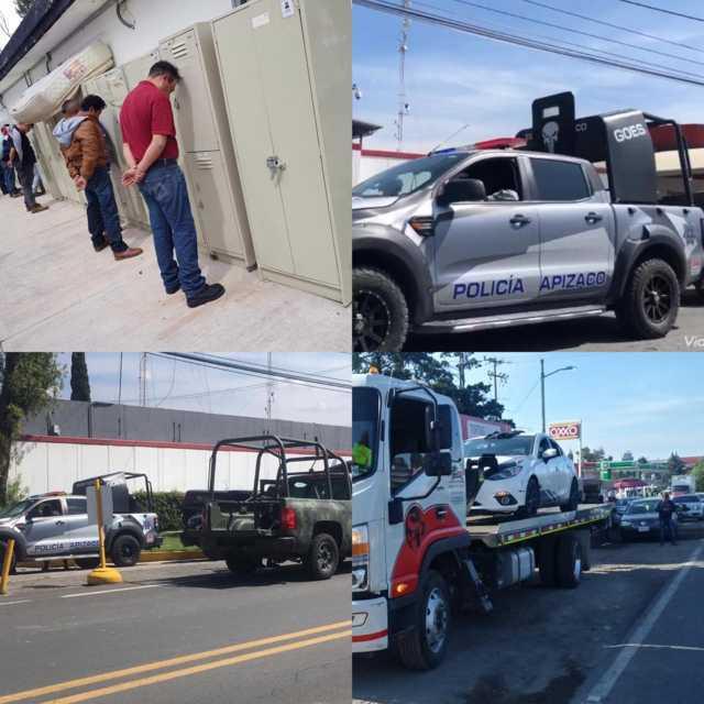 Participa Policía de Apizaco en operativos estatales para detener a peligrosos delincuentes