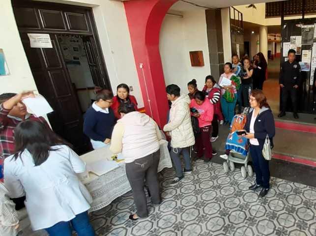 Acercamos servicios médicos de calidad sin costo a los grupos vulnerables: MFG