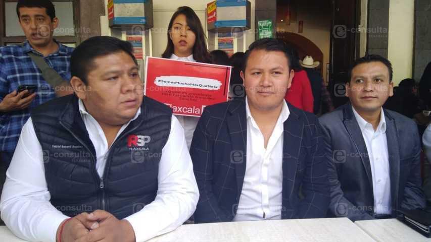 Tomarán oficinas del INE políticos que buscan la creación de un nuevo partido