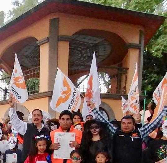 MC sigue sumando voluntades en Tlaxcala anteponiendo la rectitud y honestidad