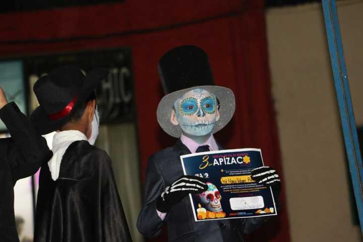 Con éxito concluye Tercer Festival de Día de Muertos Apizaco 2019