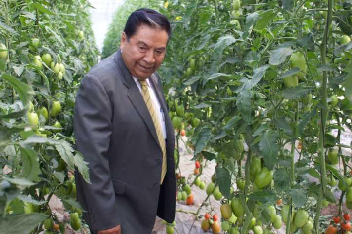 Joel Molina, en contra del impuesto sobre el uso del agua en el sector agropecuario
