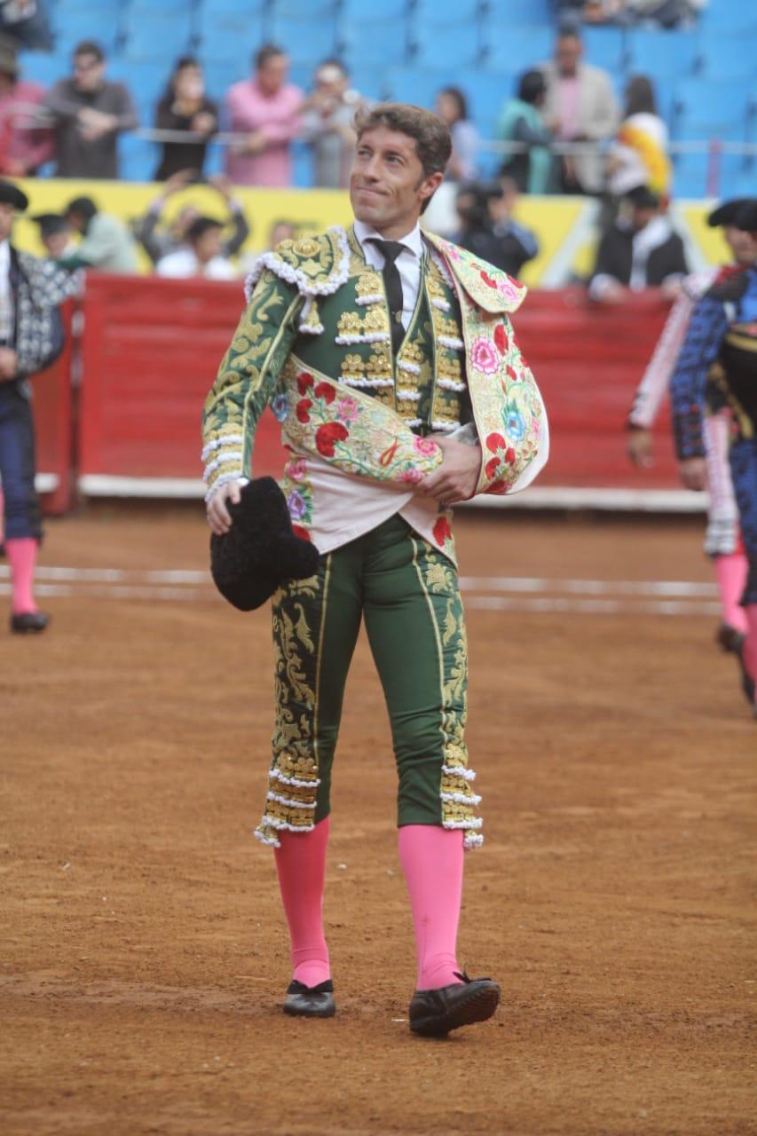 Se presentará el torero Manunel Escribano para convivencia con sus fans